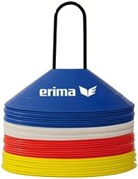 erima Markierungshüte Set - Equipo para marcar el campo de fútbol, color Multicolor, talla