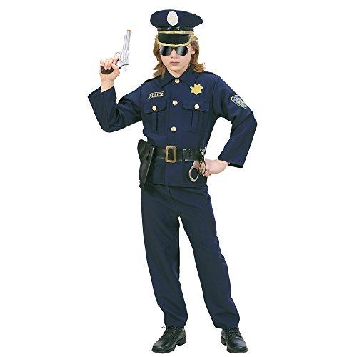 Preisvergleich Produktbild Widmann - Kinderkostüm Polizist