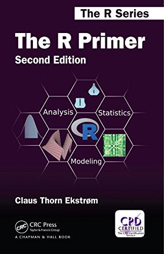 Claus Thorn Ekstrom - R Primer (Chapman & Hall/CRC The R Series)