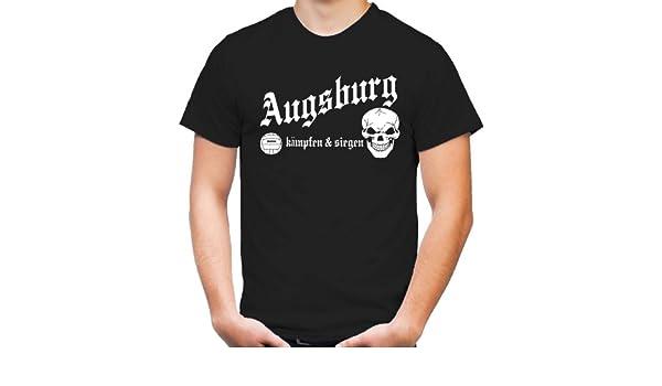 Augsburg Ultras Kämpfen /& Siegen Longsleeve