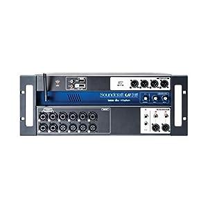 Soundcraft Ui 16 16- Canale remoto, Mixer digitale controllato