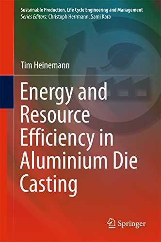 Energy and Resource Efficiency in Aluminium Die Casting (Sustainable Production, Life Cycle Engineering and Management) (English Edition)