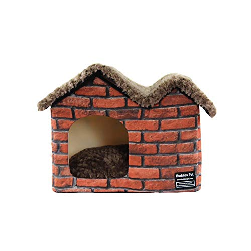 Caseta Impermeable para Mascotas
