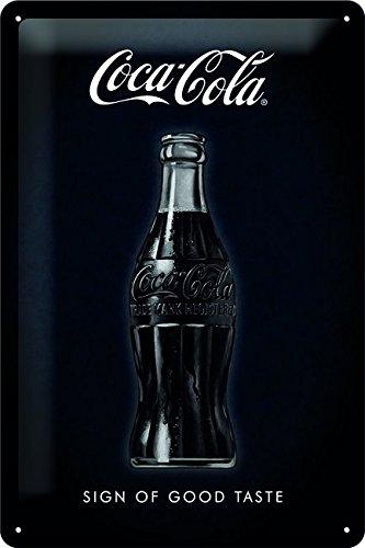 nostalgic-art-22236-coca-cola-sign-of-good-taste-blechschild-20-x-30-cm
