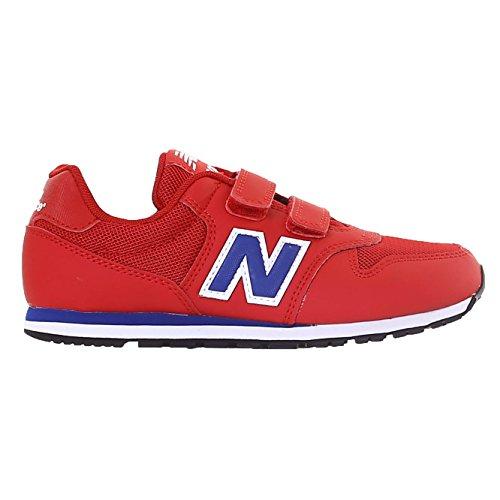 New Balance 500 Scarpe Sneaker Bambino Ragazzo Rosso Blu KV500YEY-RED/BLUE