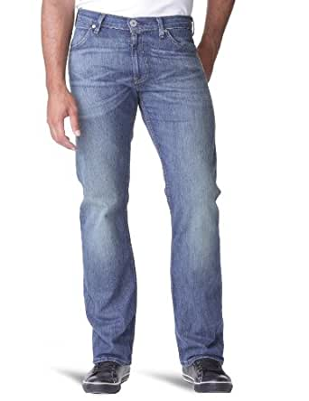 Levi's® - Jean - Homme Straight Fit - Bleu (M Hopeful Blue 0023) - FR : W38/L34 (Taille fabricant : W38/L34)