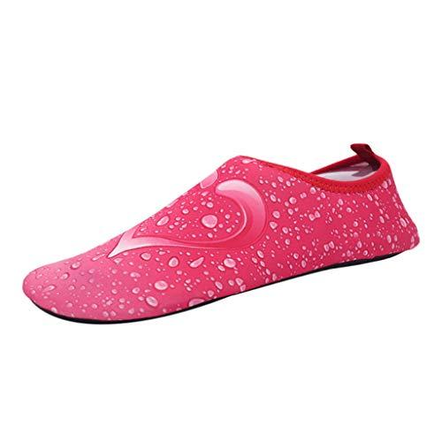 ODRD Sandalen Shoes Lässige Paar Quick Dry Aqua Socken Barfuß Outdoor Strand Schwimmen Yoga Flats Wasser Schuhe Schuhe Strandschuhe Freizeitschuhe Turnschuhe Hausschuhe