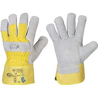 Format 4025888100822-Handsch. mammut. Rind/kernspaltleder. Gr. 10