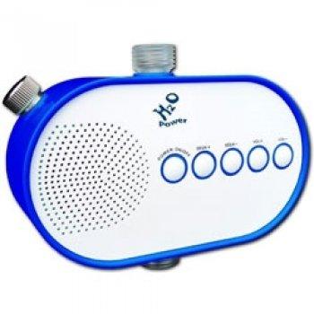 H2O - H2O-SHOWERADIO - RADIO PER LA DOCCIA IDROELETTRICA