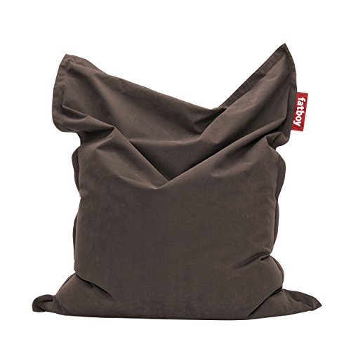 Fatboy Sitzsack Baumwolle braun 60 x 60 x 110 cm
