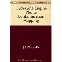 Hydrazine Engine Plume Contamination Mapping
