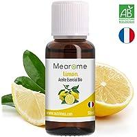 Aceite Esencial De Limón Puro 30 ml Aceite Esencial Aromaterapia Bio Quimitipado Lemon Oil Terapéutico Ideal