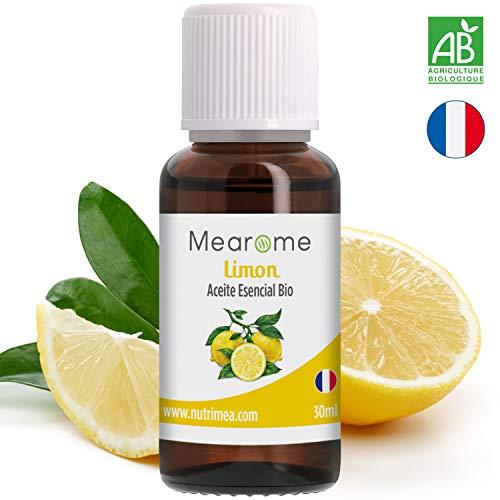 Aceite Esencial De Limón Puro 30 ml Aceite Esencial