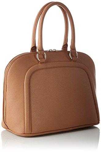Armani Jeans Shoes & Bags De 0521YA3 - Borsa modello bowling Donna Marrone (Cuoio 7J)