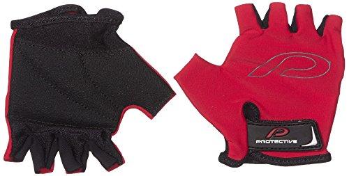 PROTECTIVE Kinder Handschuhe Kids Gloves, Attack Red, M, 0235190