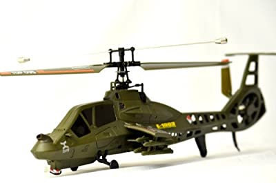 "RC Helicopter 4 Channel 3D'apache"" -GYRO"
