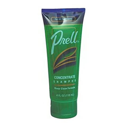 Special pack of 6 PRELL SHAMPOO CONCENTRATE 4 oz by choice