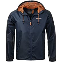 Geographical Norway - Chaqueta impermeable - para hombre