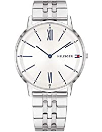 Tommy Hilfiger Analog White Dial Men's Watch - TH1791511