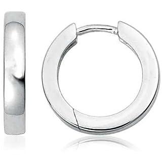 ANDI ROSE Fashion Jewelry 925 Sterling Silver Mens Women Hoop Dangle Stud Earrings