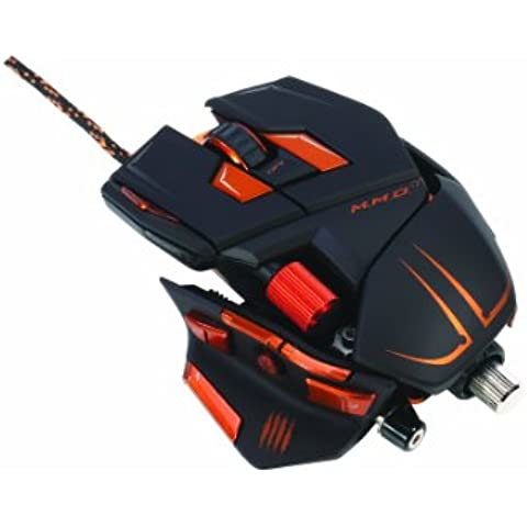 Mad Catz M.M.O. 7 - Ratón gaming