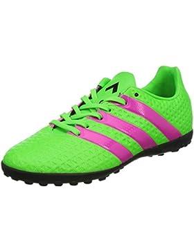 Adidas Ace 16.4 TF J, Botas de Fútbol Unisex Niños