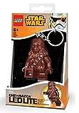 LEGO STAR WARS- LGL KE60 Chewbacca Portachiavi LED, Multicolore, Taglia Unica, IQLGL-KE60