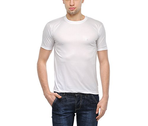 TSX Men's Dryfit T-shirt - TSX-DRYFIT-1-S  available at amazon for Rs.129