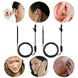 D&F USB-Ohrreinigungs-Endoskop-Kamera 3-In-1-Ohr-Reinigungs-Werkzeug Mit LED-Kamera-Endoskop-Ohr-Löffel-Gesundheitswesen-Werkzeug