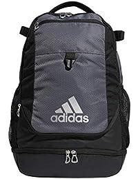 adidas Utility XL Team - Mochila, Color Naranja y Negro, Talla única