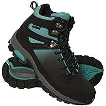 349a6de4fa223 Mountain Warehouse Botas Impermeables Retrieve para Mujer - Botas de  montaña Ligeras