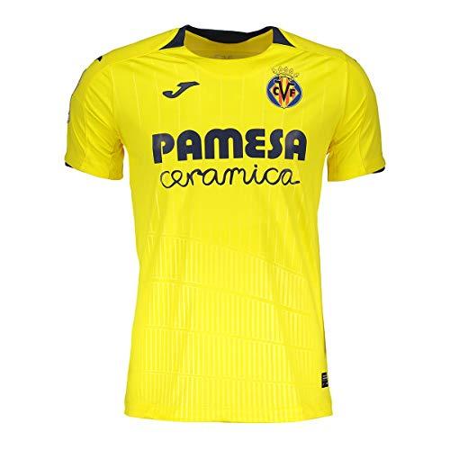 Joma Camiseta Villarreal CF Primera Equipación 2018-2019 Amarillo Talla 5XS