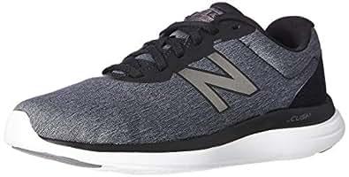 New Balance Men's MVERLLK1 Black/Grey Running Shoes - 11.5 UK/India (46.5 EU)(MVERLLK1)