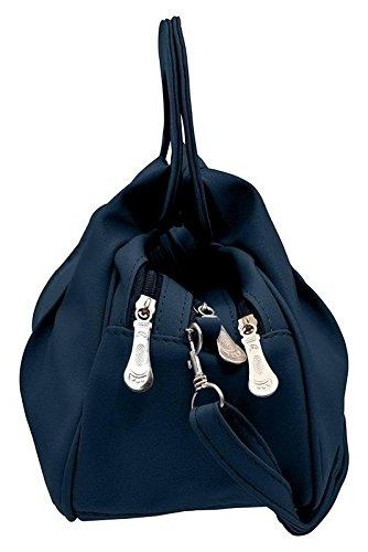 BFC Potli Women's Sling Bag (Navy Blue)