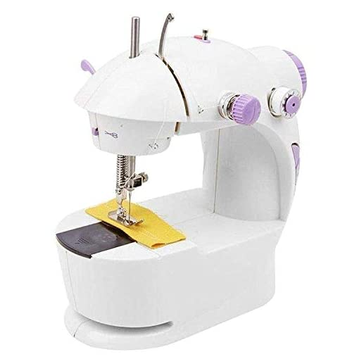 lifa multi electric mini 4 in 1 desktop functional household sewing machine for home - 41w7a7c00PL - LIFA Multi Electric Mini 4 in 1 Desktop Functional Household Sewing Machine for Home