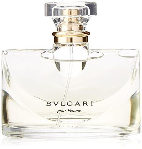 Bvlgari Pour Femme EDT Spray 100