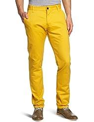 JACK & JONES Bolton Edward York Yellow Akm Noos - Pantalon - Chino - Homme