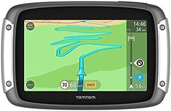 Tomtom Rider 410 Great Rides Edition Navigationssystem (Mehrere Kontinente)