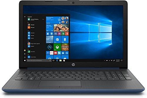 """Portãtil Hp 15-Da0121Ns - Intel N4000 1.1Ghz - 8Gb - 256Gb Ssd - 15.6""""/39.6cm - Dvd Rw - Hdmi - Wifi Bgn - Bt - W10 - Azul Plata"""