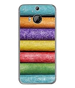 PrintVisa Designer Back Case Cover for HTC One M9 Plus :: HTC One M9+ :: HTC One M9+ Supreme Camera (Colourful Beautiful Designer Paint Texture)
