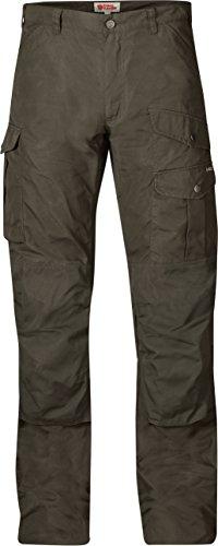 Fjällräven Herren Barents Pro Trousers, grün grün (Dk.Olive-Dk.Olive),52 EU