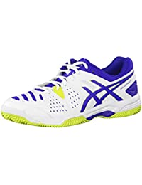 Asics - Geldedicate 4 Clay 0143 - Color: Blanco - Size: 45.0
