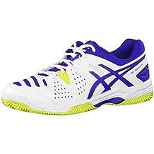 ASICS Gel-Dedicate 4 - Zapatillas de Tenis para Hombre, Hombre, UK9