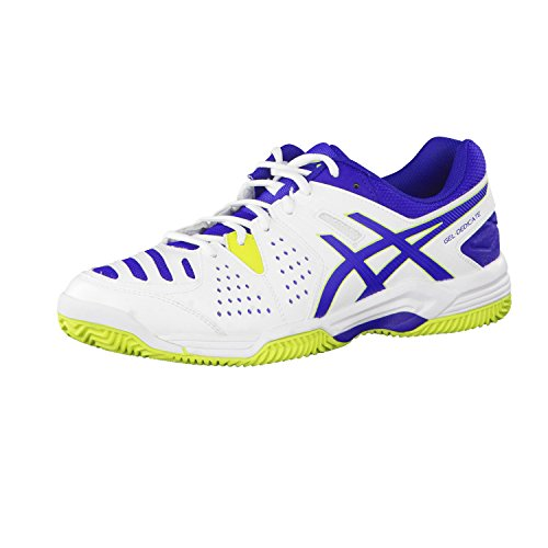 Asics - Geldedicate 4 Clay 0143 - Color: Blanco - Size: 42.5
