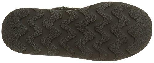 Tom Tailor 1670204, Bottes Classiques Fille Noir (Black)