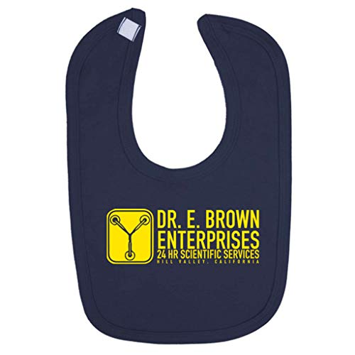 Dr E Brown Enterprises Back To The Future Baby And Toddler Bib