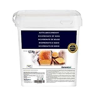 Bicarbonate de Soude 6.5Kg, Qualité Supérieure, Développé en France.