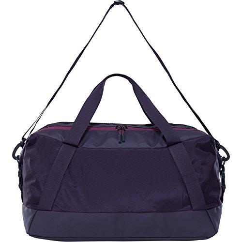 North Face Apex Duffel Small Gym Bag Schwarz