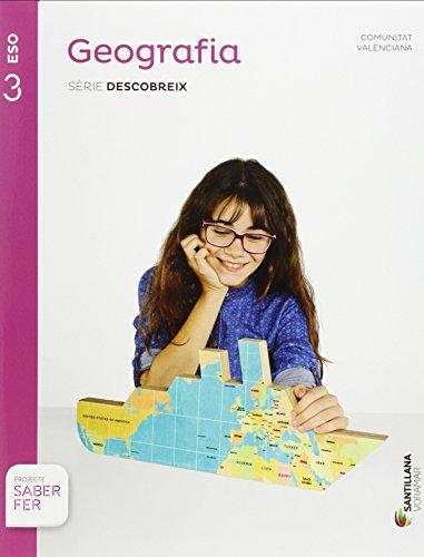 Geografia serie descobreix 3 eso saber fer