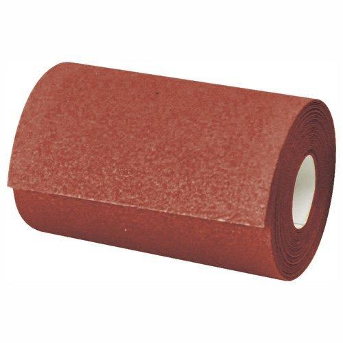 De Papier abrasif à l'oxyde d'Aluminium 115 mm x 5 m Grain 120